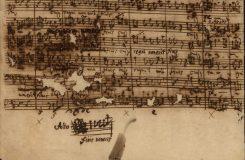Bachův rukopis Velké mše h moll byl zapsán na seznam chráněného dědictví UNESCO