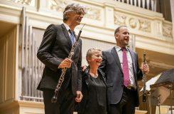Ensemble Berlin Prag a světová premiéra z Brna