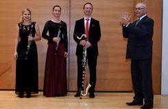 Nezapomenutelná Pocta klarinetu v Ostravě