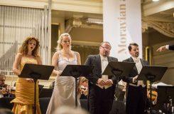 Velká instrumentální mše operetního skladatele zazněla i v Brně