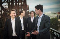 Bennewitzovo kvarteto: Byli bychom zajímavým námětem pro psychologickou studii