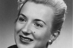 Stříbřitý hlas. Slovenská sopranistka Anna Kajabová-Peňašková slaví osmdesátiny