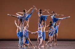 New York City Ballet: klasika i novinky