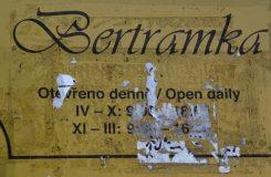 Ještě pár slov ke kauze uzavřené Bertramky