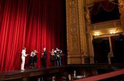 Výroční ceny Opery Plus pro Elišku Weissovou, Svatopluka Sema a Jiřinu Markovou-Krystlíkovou