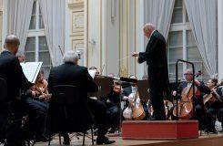 Slovenská filharmonie a Pinchas Steinberg: Haydn – Strauss – Mendelssohn
