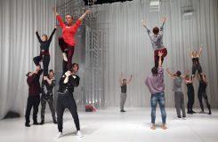 Zásnuby nového cirkusu s činohrou