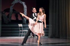 Manon v baletní podobě v Plzni. Působivý dějový balet, zbytečně zatížený symboly
