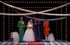 Donizettiho Don Pasquale v hudebním oděvu současnosti. Theater an der Wien – Kammeroper