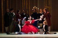 Večer britských choreografů ve Vídni: MacMillan, McGregor a Ashton