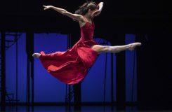 Balet Borise Eifmana Za hranicemi hříchu v Baletu Slovenského národního divadla