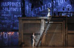 Světová premiéra taneční verze West Side Story na brněnském výstavišti
