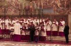 Cecilia Bartoli je zase první. Papežský sbor z Vatikánu ji pozval ke společnému nahrávání