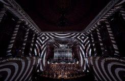 Audiovizuální show v Rudolfinu s hudbou Smetany, Dvořáka a Čajkovského