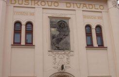 Dusíkovo divadlo v Čáslavi by ke svému výročí mělo být v gala