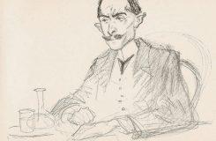 Kritika může být poezií. Před 150 lety se narodil František Xaver Šalda
