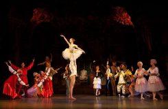 Oslavy v olomouckém baletu: Louskáček se hrál už posté