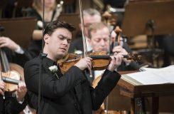 Novoroční koncert – Jiří Vodička, Česká filharmonie – Praha 1. ledna 2018 (zdroj ČF / foto © Petra Hajská)