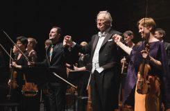 Mozart a nic než Mozart! John Eliot Gardiner a Isabelle Faust na Mozartwoche