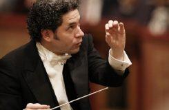 Vídeňští filharmonici a Gustavo Dudamel i pro pět stovek slovenských diváků