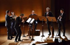 Perfektní reklama komorní hudbě. Belfiato Quintet s Jindřichem Pavlišem