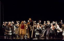 Verdiho Maškarní ples v Paříži
