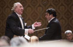 Adam Plachetka zpíval Strausse se SOČRem