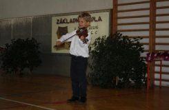 Kulturní počin roku: Desetiletý houslista dostane od města 20 tisíc