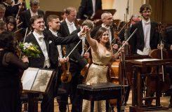Filharmonici po návratu z Britských ostrovů