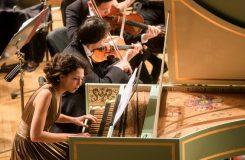 Jihočeská filharmonie s vítězkou soutěže Pražského jara Anastasií Antonovou