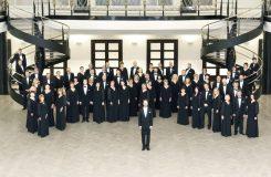 Pražský filharmonický sbor míří po 30 letech do Ruska. Zazpívá Martinů, za kterého má prestižní nominaci