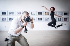Fotograf Vojtěch Brtnický: Když se bojíte, donutí vás to dělat věci dobře