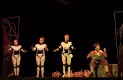 Kouzelná flétna jako Star Trek od studentů Ostravské univerzity