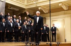 Jubilující Petr Fiala dostal k narozeninám koncert ze svých skladeb