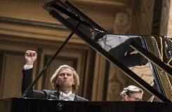 Kahánek zazářil v Schumannovi