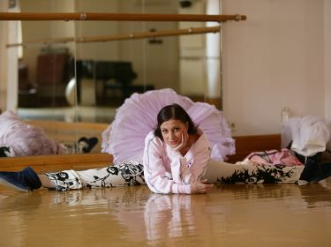 Tereza Podařilová: Balet je o talentu, píli, štěstí. Být připraven a včas na pravém místě