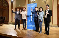 Mezinárodní soutěž Pražské jaro 2019 v oboru hoboj má své vítěze