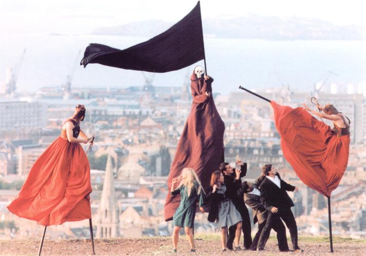 Teatr Biuro Podrozy (zdroj festival Za dveřmi)