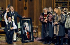 Kvůli koronaviru zrušili letní wagnerovské slavnosti v Bayreuthu